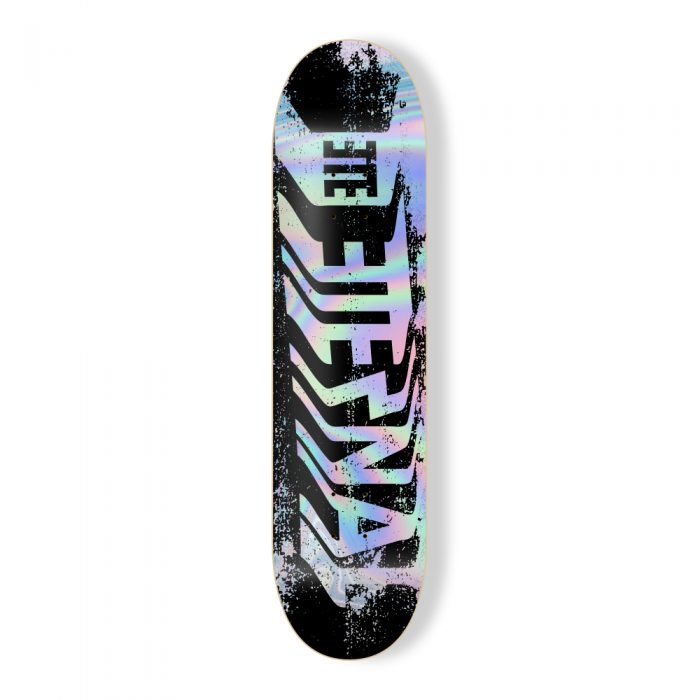 Eternal Skateboards Distortion Range Metallic decks