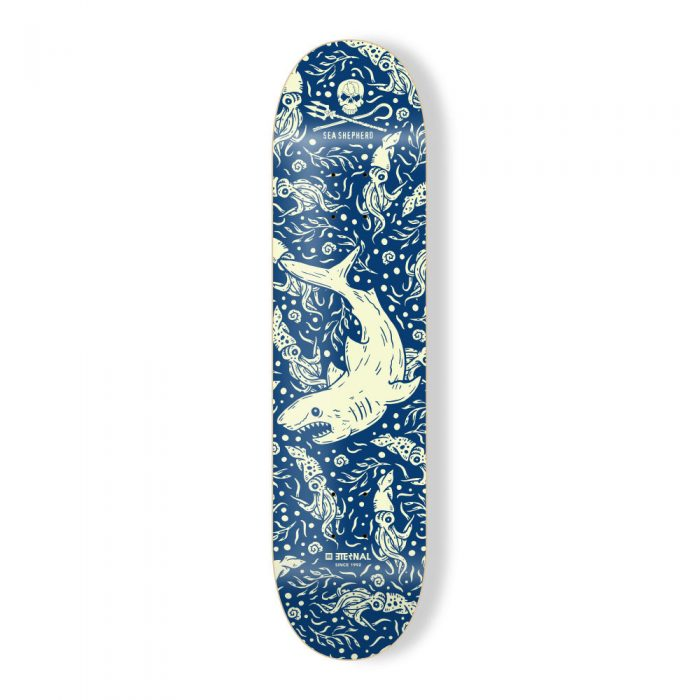 Eternal Skateboards Troubled Waters Range - Sea Shepard Collaboration Decks
