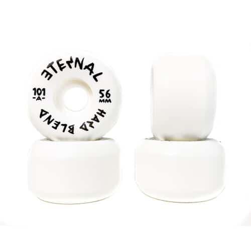 Eternal Wheels 56mm (101A) Hard Blend White